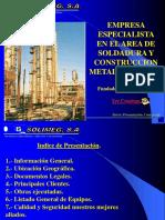 Presentacion Solimeg, s.a.