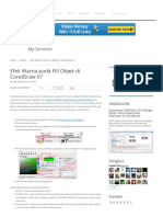 Efek Warna pada Fill Objek di CorelDraw X7 ~ GRAFISin _ Tutorial Desain Grafis dan Download Gratisan