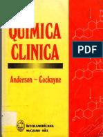 Quimica Clinica 1995, ANDERSON