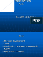 Identification by Age