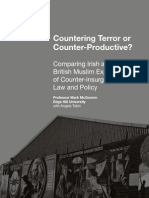 Countering Terror or Counterproductive