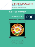 Gist of Yojana December 2017 Www.iasparliament.com