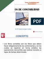 libros de Contabilidad ppt.