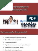 Comunicação Empresarial e Atendimento Ao Cliente