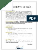 Lección 2 - El Nacimiento de Jesús