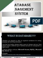 Database Management System (1)