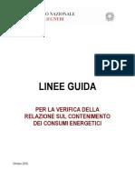Linee Guida Consumi Energetici CNI