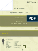 PPT CASE REPORT- ITP.ppt