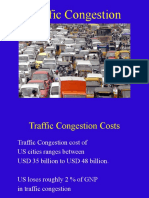 Traffic Congestion Power Point Presentation