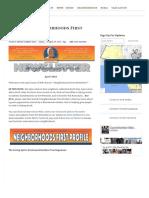 04.29.16 April 2016 Neighborhoods First Newsletter - Mike Bonin - Council District 11