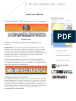 09.30.16 September Neighborhoods First Newsletter - Mike Bonin - Council District 11