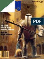 Analog Science Fiction & Fact - 1980 08 - Magazine