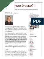 Entrevista Com Raymond Boudon