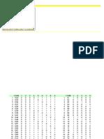 Bingo Housie Ticket Generator Excel Sheet