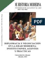 Revista Historia Moderna 33