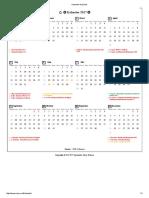 Kalender Nasional 2017