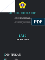 BST - Selulitis Orbita