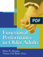 Functional Performance in Older Adults