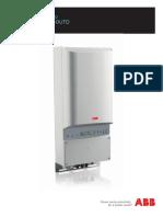 Pvi 5000_6000 Tl Outd Product Manual It Revb(m000022bi)