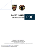 Electric rover 75