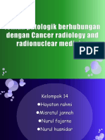 Ppt Cancer Radiology and Radionuclear Medicine