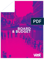 Boards & Budgets