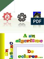 Un algoritmo de colores