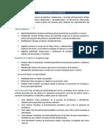 Resumen - Posgrado Supply Chain Manangment - Bloque 1