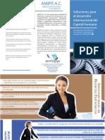 Folleto_servicios de La AMIPP Para Programas de Intercambio