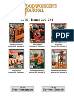 Woodworkers Journal January February 2015