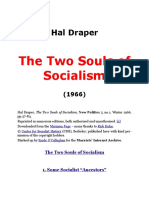 102966 Hal Draper the Two Souls of Socialism