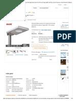 Venda de Fábrica Tudo Em Um Sistemas de Energia Solar Sem Fio À Prova D' Água Ip65 12 W Rua Levou Preço Luz - Buy Product on Alibaba