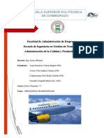 Aerolineas Tadicionales