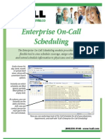 1Call On Call Scheduling Software