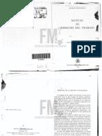 Manual de Derecho Del Trabajo - Krotoschin