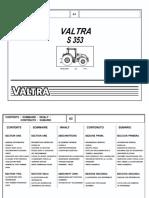Trator Valtra S353