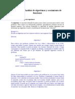 Analisis de Algoritmos-Cap 8