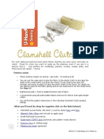 FREE Clamshell Tute