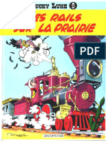 Lucky Luke - 09 - Des Rails Sur La Prairie