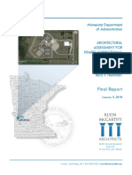 MN Prairie Correctional Facility - Architectural Assessment (Summary Material)