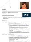 Andreea Stancu - Vorlage Lebenslauf Future Coach I