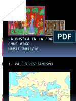 La música en la edad media 1 PDF