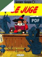 Lucky Luke - 13 - Le Juge