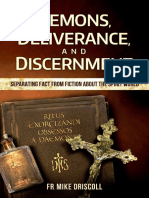 Demons, Deliverance, Discernmen - Fr. Mike Driscoll.pdf