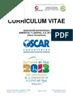 Curriculum Vitae 2013 03