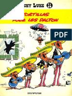 Lucky Luke - 31 - Tortillas pour les Dalton.pdf
