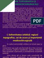 Anat Topografica Si Aplicatii Medicochirurgicale