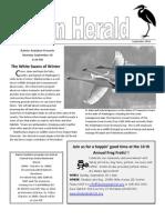 September 2010 Heron Herald Newsletter Rainier Audubon Society