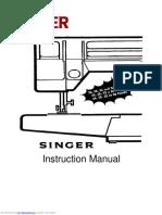 5040 Singer Manual(5050C)