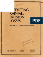 Wischmeier and Smith - Erosion Losses.pdf